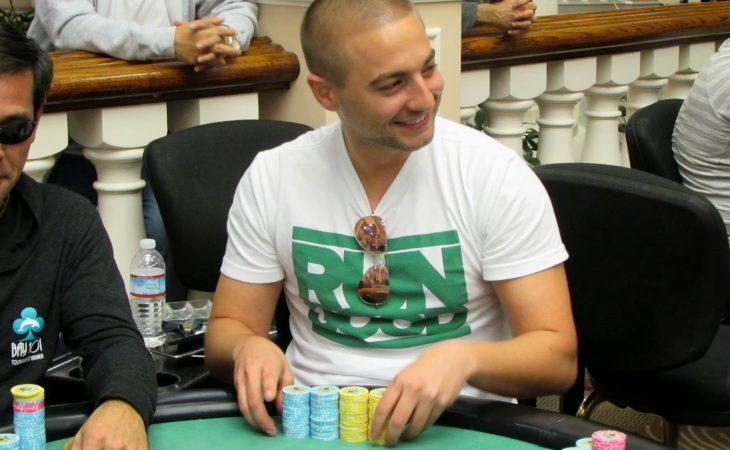 Chance Kornuth WSOP